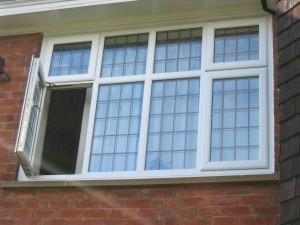 exemple de pose de fenêtre Idéal PVC 70